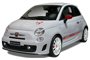 abarth neuwagen mit bis zu 18 rabatt. Black Bedroom Furniture Sets. Home Design Ideas