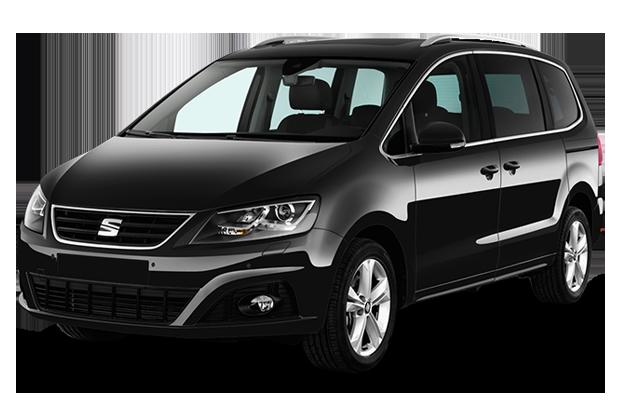 Seat Alhambra - 150 PS, Benzin, Automatik