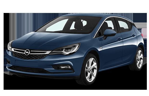 Opel Astra - 90 PS, Benzin, Manuell