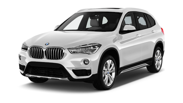 BMW X1 sDrive 18i Advantage, alpinweiß uni