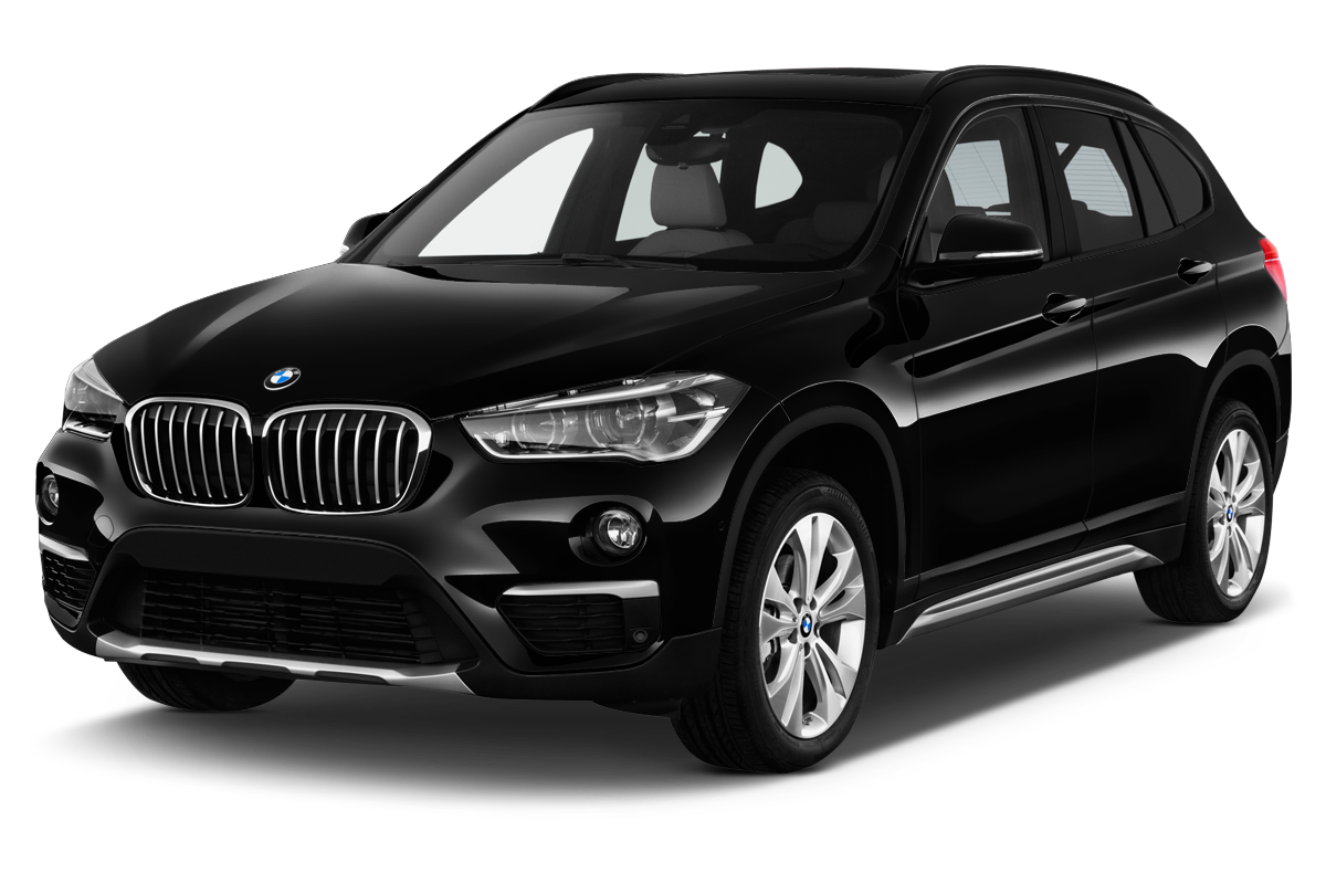 BMW X1 sDrive 18i Advantage, schwarz uni
