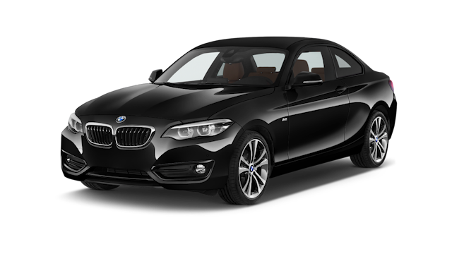BMW 2er Coupé Lagerwagen
