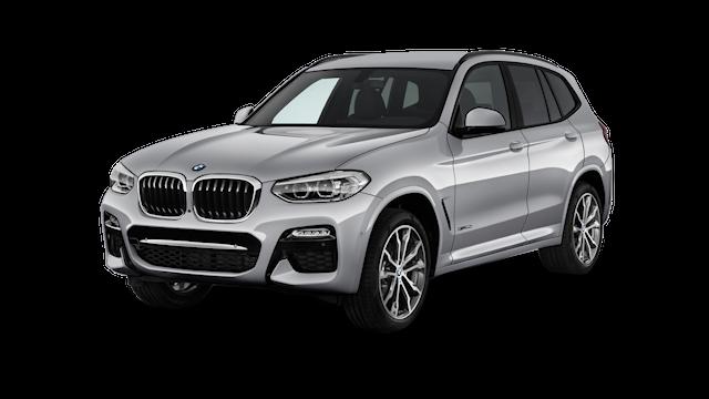BMW X3 20i M-Sport xDrive Automatik, 184PS, Benziner