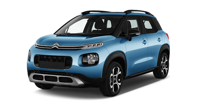 Citroen C3 Aircross Shine PureTech 130 PS, Benziner (Blue)
