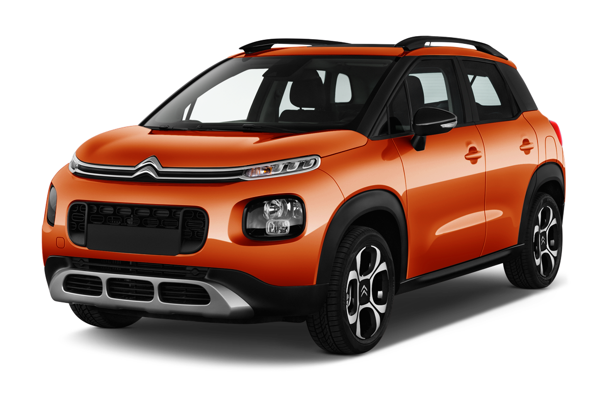 Citroen C3 Aircross Shine PureTech 130 PS, Benziner (Orange)