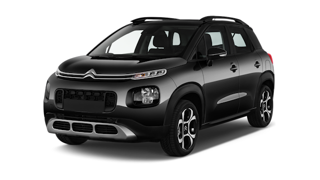 Citroen C3 Aircross Shine PureTech 130 PS, Benziner (Black)