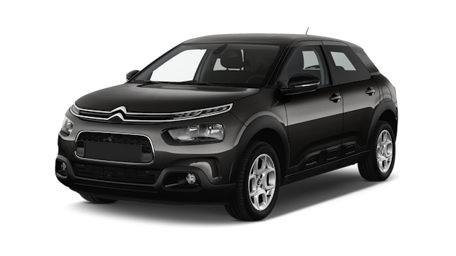 Citroen C4 Cactus BlueHDI 100, 102PS, Diesel (Black)