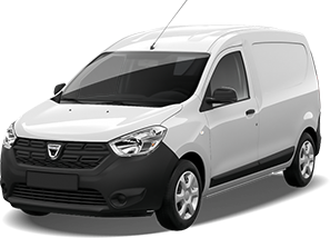 Dacia Dokker Express (LKW-Zulassung)