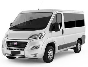Ducato Normal verglaster Kastenwagen