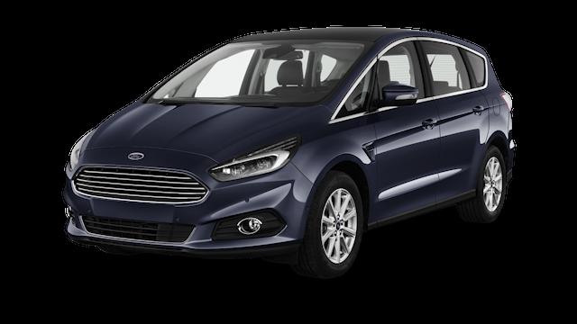 Ford S-MAX Titanium 1.5 EcoBoost