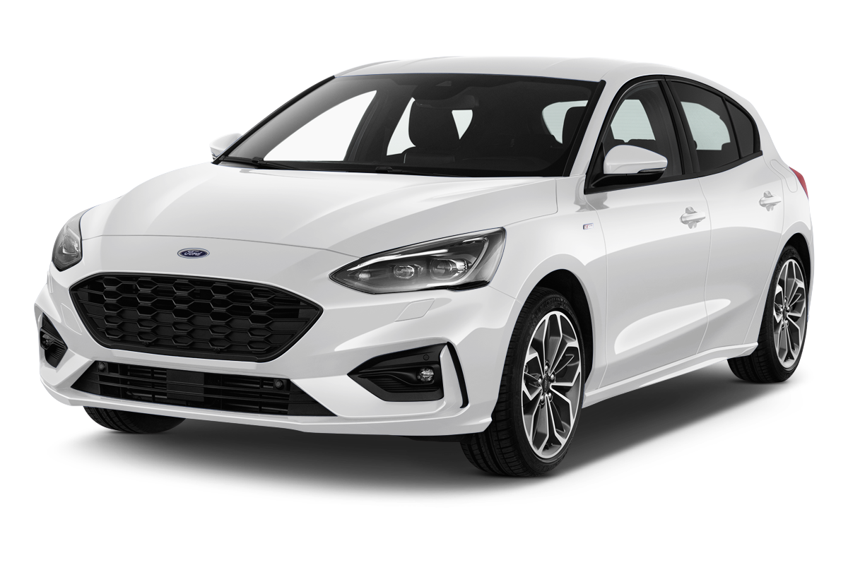 Ford Ford Focus ST-Line 1.0 EcoBoost 125 PS, 8-Gang-Automatikgetriebe, Benziner
