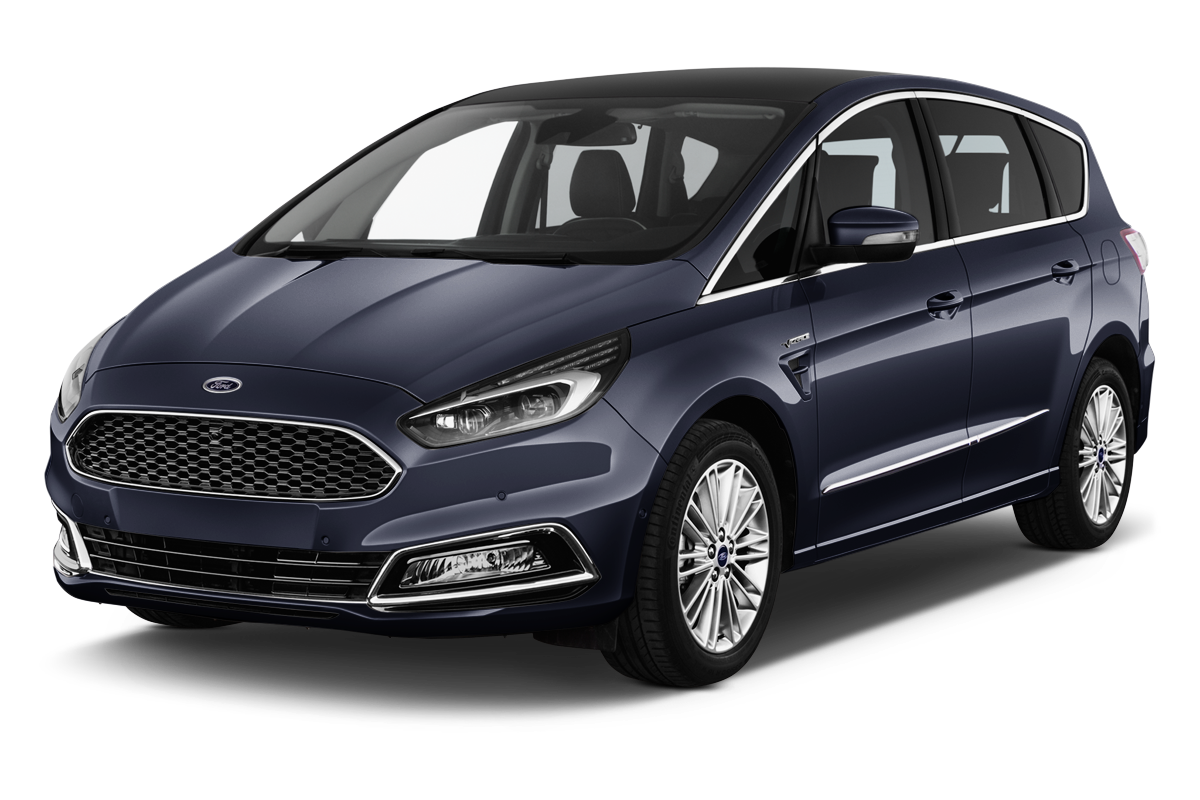 Ford S-Max Vignale nur 119,-€ netto monatlich