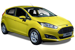 Ford Fiesta Individual