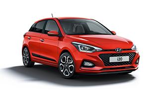 """""""All Inclusive Deal"""" inkl. Versicherung & Steuern: Hyundai i20 Facelift 84PS M/T Trend inkl. 16"""" LM Felgen & Digital Paket - Kurzfristig verfügbar"""