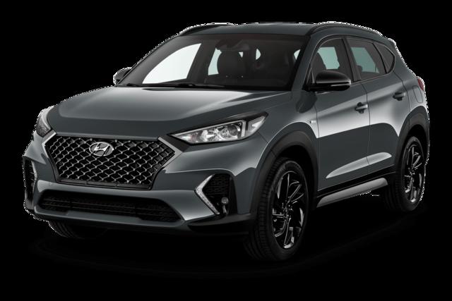Hyundai Tucson N-Line Lagerwagen Deal