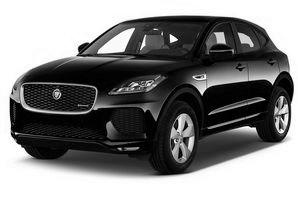 Schnell verfügbare Jaguar E-Pace - Leasing Sonderaktion Code E15D