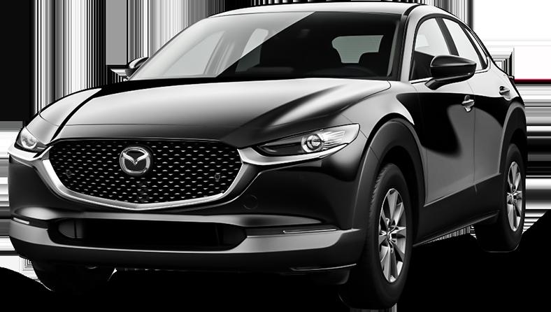 Mazda CX-30 Black-Deal
