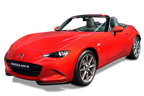 Mazda MX-5 Roadster Signature