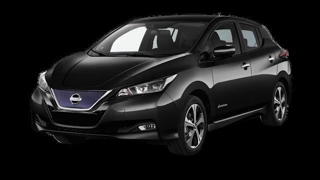 Nissan Leaf Bestell Deal