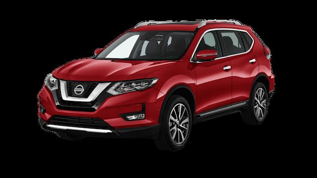 Nissan X-Trail Bestell Deal