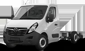 Opel Movano Normal Fahrgestell mit Fahrerhaus