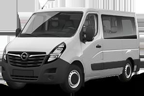 Opel Movano Kombi