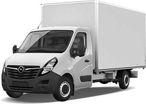 Opel Movano Normal Paketwagen