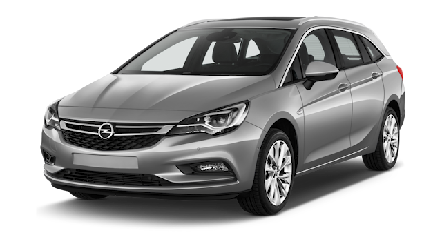 Opel Astra Sports Tourer Elegance Deal
