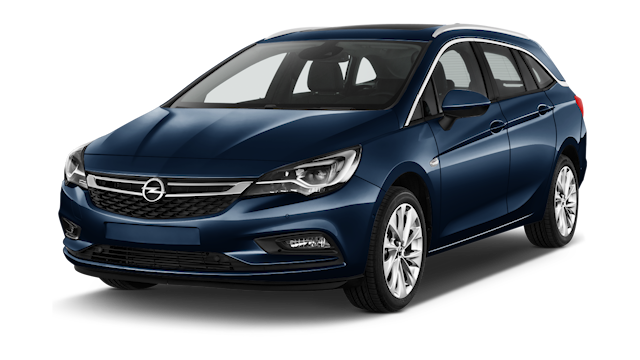 Opel Astra Sports Tourer Edition Deal