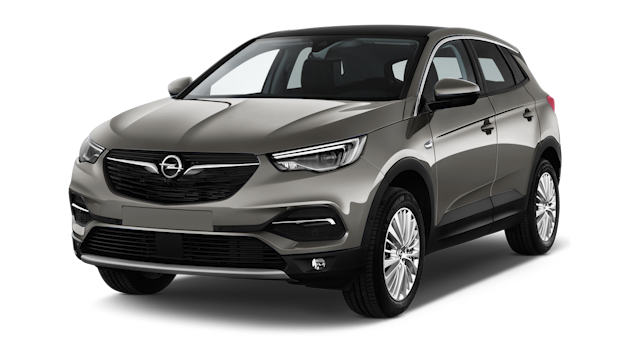 Opel Grandland X Innovation 1.2 Turbo GW Deal (Grey)