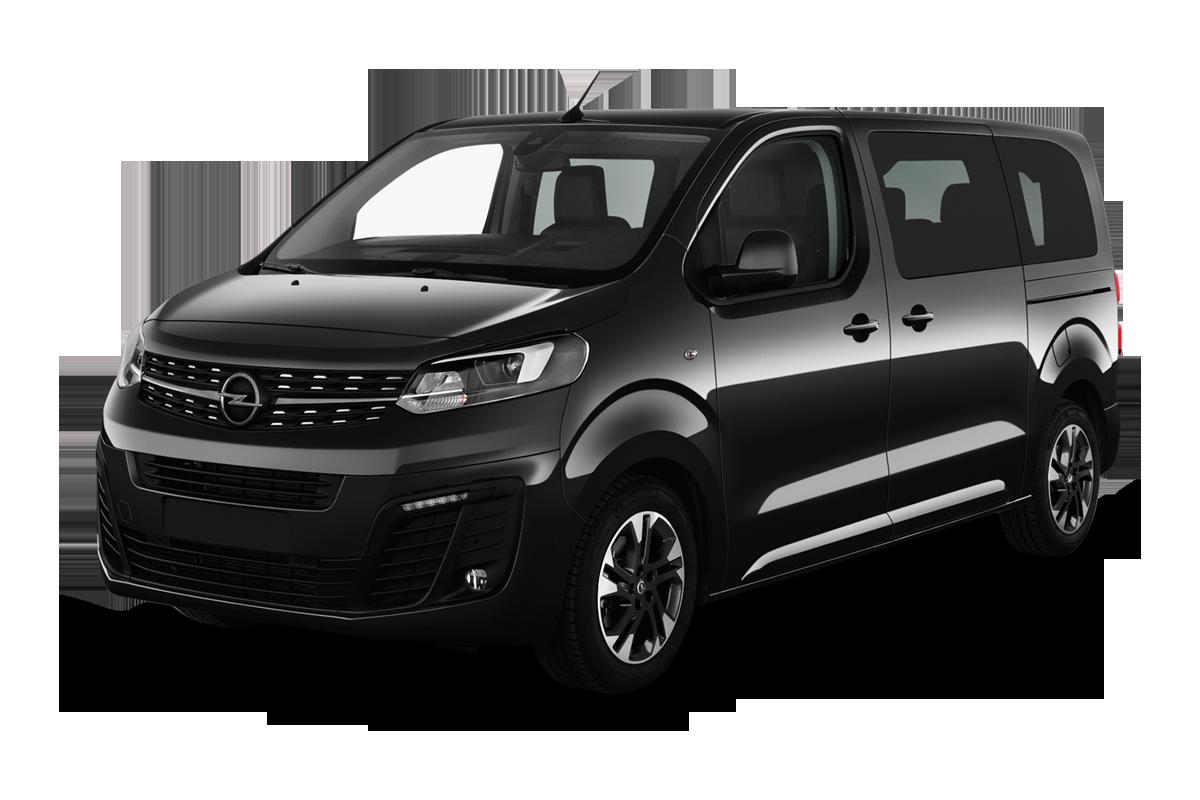 Opel Zafira Life Bestell Deal