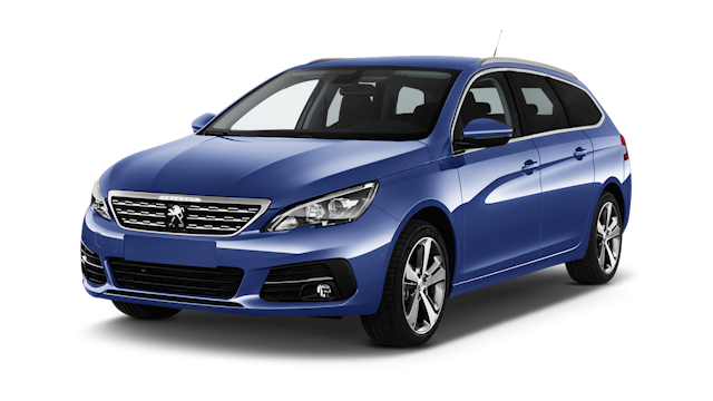 "Peugeot 308 SW Sondermodell ""Flat-Rate"" 1.5 BlueHDi 130 PS"