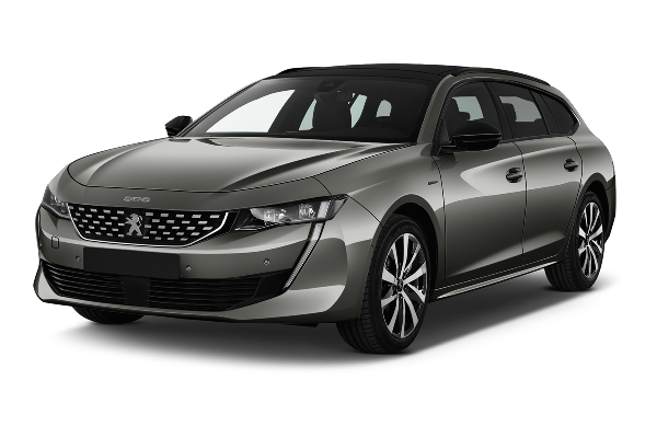 Peugeot 508 SW Allure BlueHDi 163 PS Automatik - 179 € netto