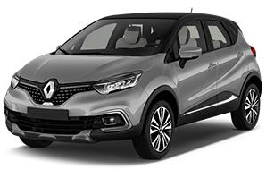 Stark limitierte Renault Captur Vario Finanzierung für 109€ monatlich ohne Anzahlung