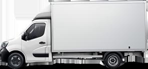 Renault Master Normal Paketwagen