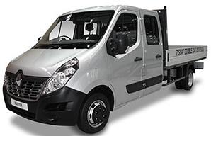 Renault Master Doppelkabine Pritschenwagen