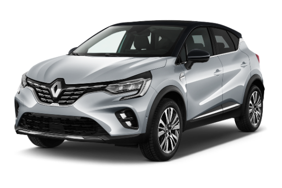 Renault Captur Intens Automatik Deal