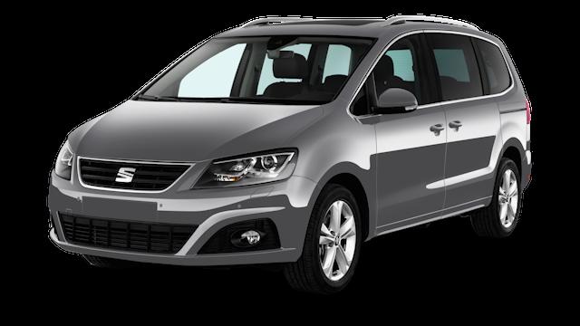 Seat Alhambra FR Line 2.0 TDI DSG, Automatik, 150 PS, Diesel