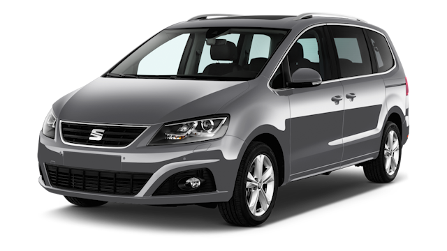 Seat Seat Alhambra FR Line 2.0 TDI DSG, Automatik, 150 PS, Diesel
