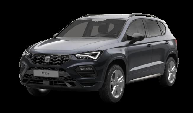 Seat Ateca FR 2.0 TSI DSG 4Drive 190 PS, Automatik, Benziner