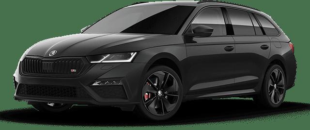 Skoda Octavia Combi RS (neues Modell)