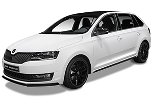 Skoda Rapid Spaceback Drive