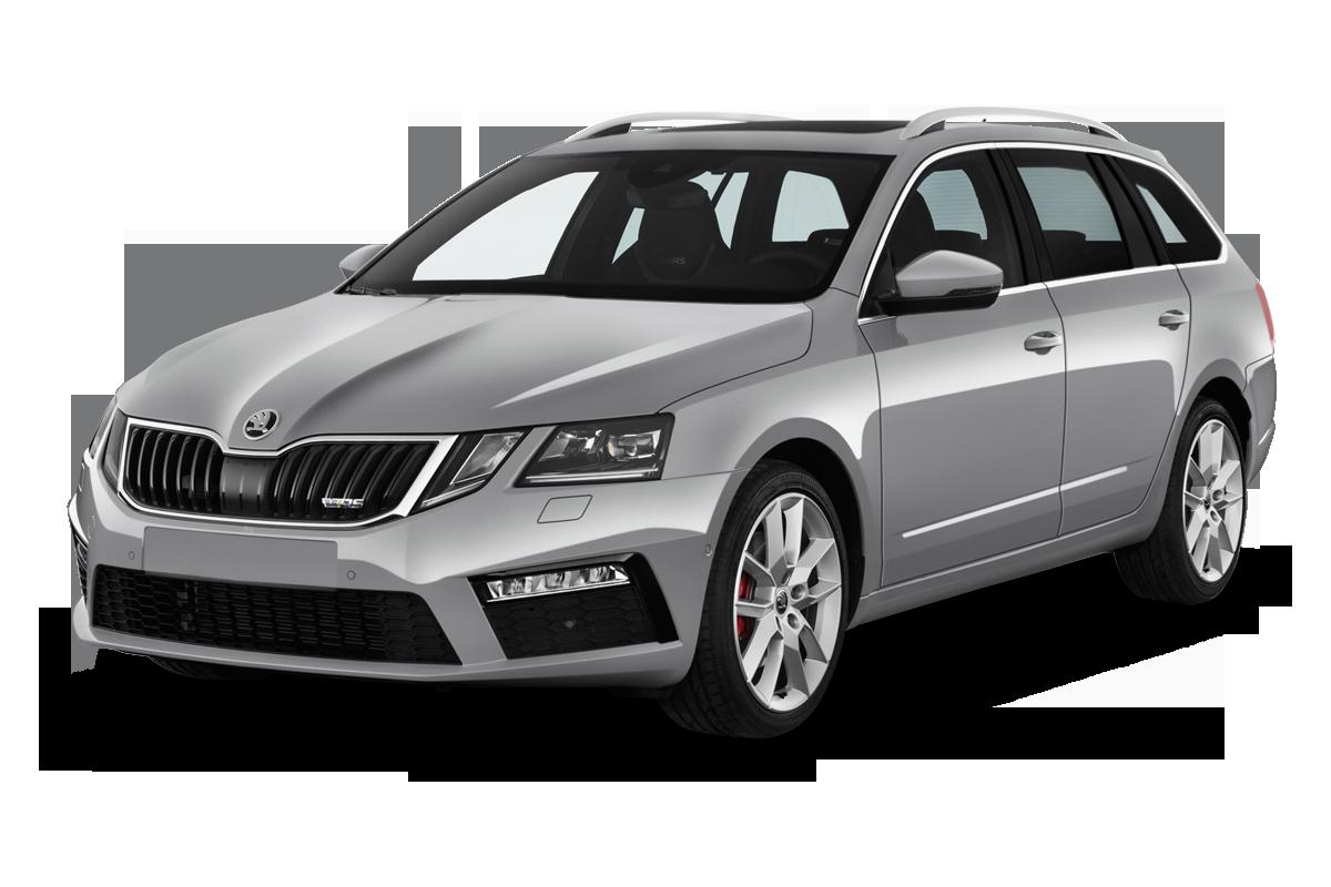 Skoda Octavia Combi RS DSG (Diesel)