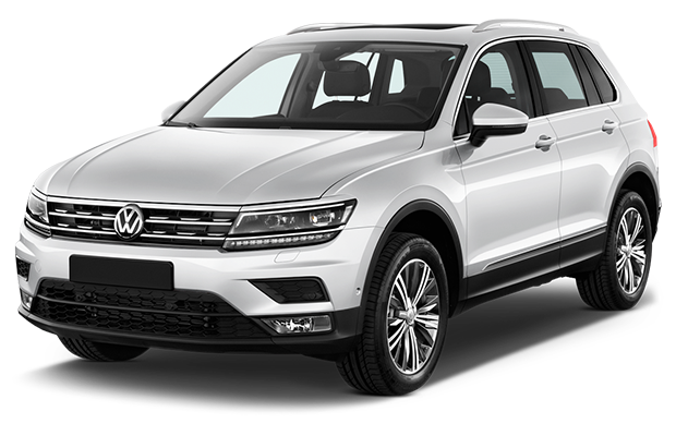VW Tiguan Highline 2.0 TSI DSG 4Motion