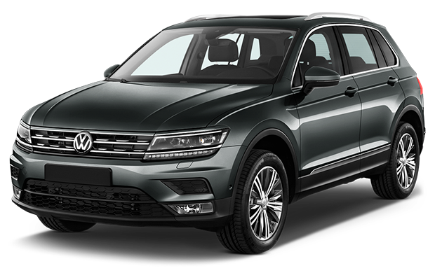 VW Tiguan Join -  150 PS, Benzin, Automatik