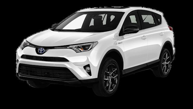 Toyota RAV4 Hybrid Bestell-Deal