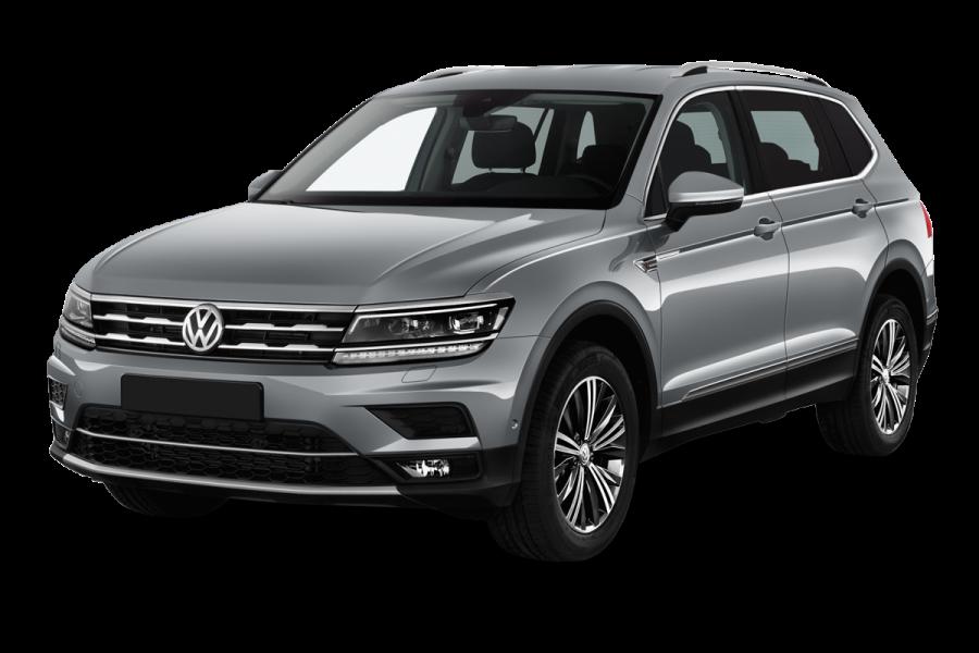 VW Tiguan Allspace Comfortline TSI silber VORBESTELLT