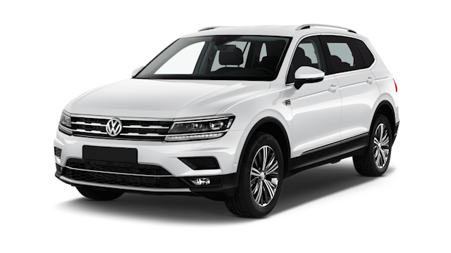 VW Tiguan Allspace Highline R-Line DSG Deal (B)
