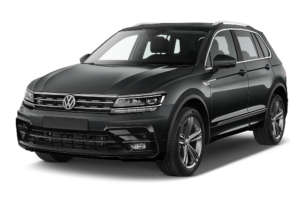 VW Tiguan Highline 4Motion DSG Deal (Benziner)