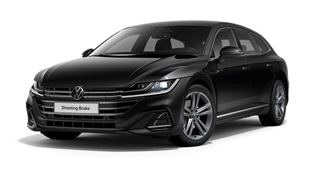 VW Arteon Shooting Brake Plug-in-Hybrid